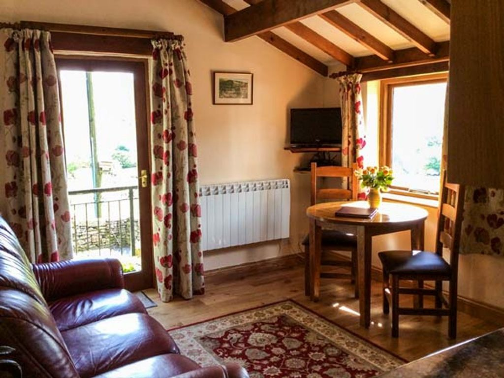 Heath Cottage at Cotefield Farm Holiday Cottages Edale